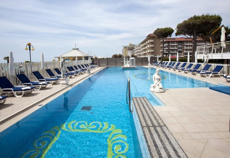 Hotel con piscina jesolo - Piscine acqua salata ...